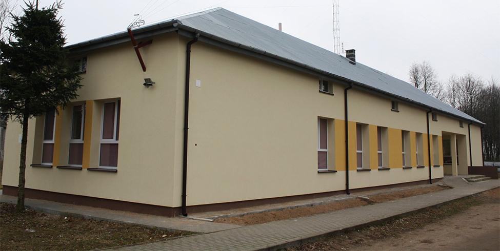 Szkoła filialna w Jurcu Szlacheckim