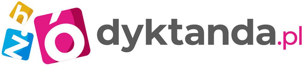 logotyp portalu dyktanda.pl